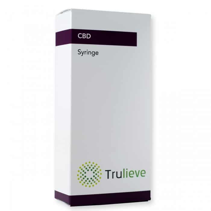 Trulieve Oral Syringe CBD 200mg
