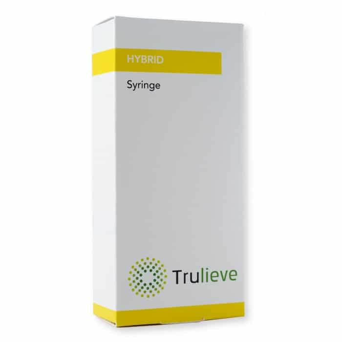Trulieve Oral Syringe Hybrid 200mg