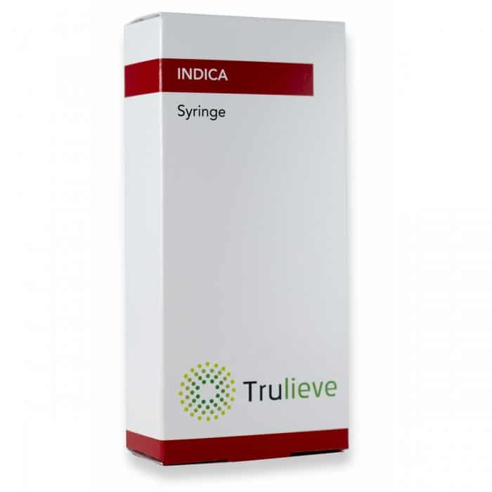 Trulieve Oral Syringe Indica 200mg