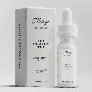 Mary's Medicinals THC Oral Solution1