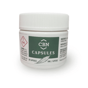 CBx Sciences CBN Capsules