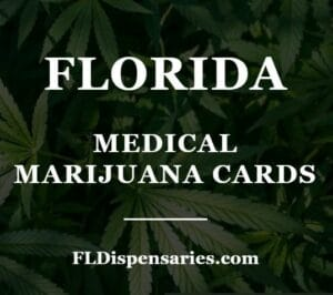 FL Marijuana Cards