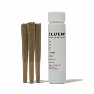 Fluent 3 Pack Pre Roll