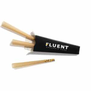 Fluent Cones For Pre-Rolls – 3 Pack