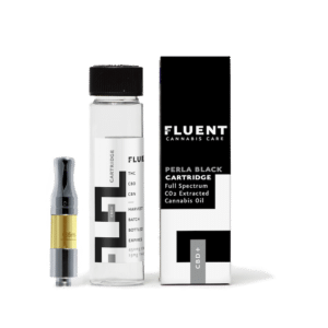 Fluent Cadence Sativa Dominant Vape Cartridge [450mg]