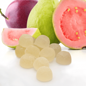 THC Gummy Edibles - Passion Fruit