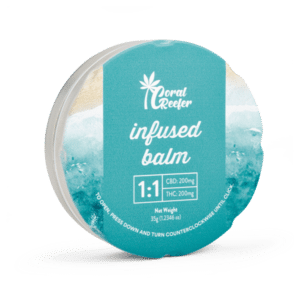 CORAL REEFER 1:1 Infused Balm