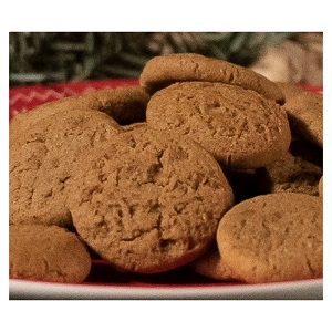 Trulieve Ginger Snap Cookies