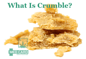 What is crumble
